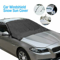 Magnetic Winter Car Windshield Cover Protector Sun Snow Ice Dust Frost Guard SUV