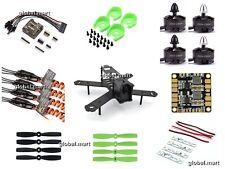 MM7 MINI QAV210 FPV Quadcopter Kit 6DOF REV6 2204 motor 12A BLHELI PDB LED 5045