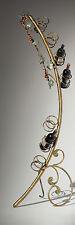 Portabottiglie cantinetta vino in ferro battuto dipinto a mano BELL PB/110
