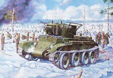 1/35 EASTERN EXPRESS 35115 BT-7A Command Tank