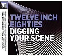 Twelve Inch Eighties  Digging Your Scene [CD]