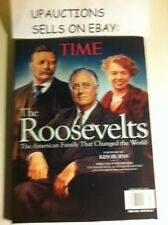 The Roosevelts 2014 Time Inc. Special The American Family That Changed the World