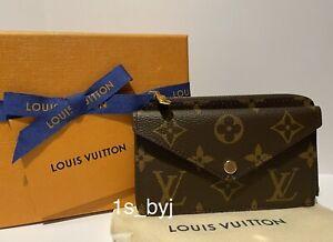Louis Vuitton Recto Verso Card holder in Monogram Canvas BRAND NEW