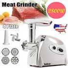 2800W Home Electric Meat Grinder Mincer Sausage Stuffer Maker Filler Food Cutter photo
