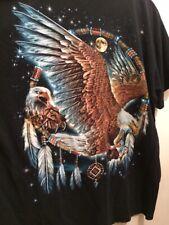 Wild Navajo Eagle T Shirt