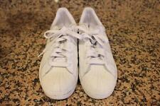 MENS Adidas G17071 Superstar II 2  WHITE Classic Retro Sneakers 9.5 (SN200