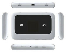 Router Modem Portatile WiFi 4G LTE 150 Mbps con Sim Card ZTE MF910 Mobile 3g/4g