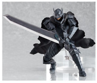 figma guts berserk armor ver. Action figure MAX FACTORY Anime From JAPAN