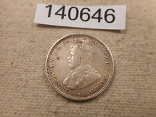 1916 M Australia One Shilling - Nice Higher Grade Collector Coin - # 140646