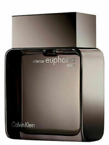 Euphoria Intense Calvin Klein Men Perfume Eau De Toilette Spray Edt 3.4oz/100ml@