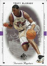 1998-99 SP Authentic Basketball - Tracy McGrady - #82