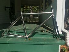 Titanium Mountain Bike Frame 19