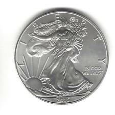 2015 - 1 oz American Silver Eagle Coin - One Troy oz .999 Bullion
