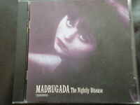 MADRUGADA   -   THE  NIGHTLY  DISEASE  ,       CD   2001 ,     ROCK  , INDIE