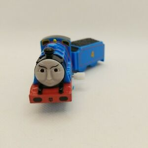 Thomas & Friends Capsule Plarail Wind-up  Gordon with Angry Face