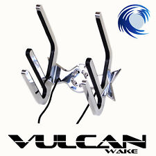 Wakeboard Tower Rack *POLISHED* Vulcan Axe Combo Rack