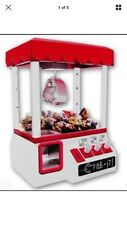 Electronic Candy Machine Grabber Prize Carnival Arcade Game Claw