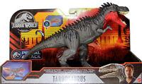 Jurassic World ~ MASSIVE BITERS ~ TARBOSAURUS ACTION FIGURE ~ Primal Attack