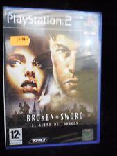 Broken Sword 2 el Sueño del Dragon Sony PS2 Español Seminuevo