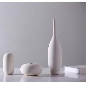 Decorative Ceramic Tall Vase Nordic Elegant Floor Flower Pot for Home Decor