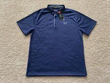 NEW Under Armour Men's Tech Golf Polo Shirt 1290140