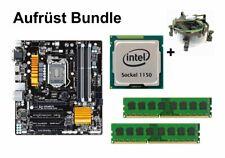 Aufrüst Bundle - Gigabyte Z97M-D3H + Intel Core i7-4770K + 8GB RAM #150484