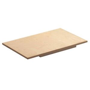 Spianatoia In Legno Multistrato 90x50 cm Asse Per Cucinare Impastare Lavorare