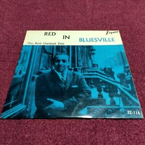 Red Garland - Red In Bluesville MONO 1961 UK Esquire-32-116 RARE VG condition