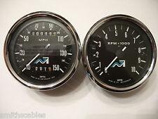 Triumph T160 Trident Speedometer/Tachometer SMITHS  1975-  SSM4004/00 RSM3006/00