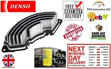 New Denso Heater Fan Resistor for Climate Control Vauxhall Corsa D 2006>2013
