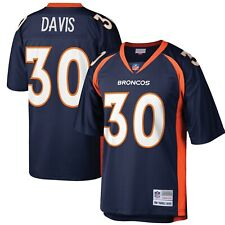 Mitchell & Ness Terrell Davis Denver Broncos NFL Football Vintage Jersey Medium