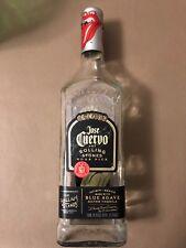 Jose Cuervo ROLLING STONES Commemorative Bottle FREE SHIPPING