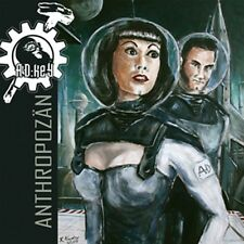 AD:Key Anthropozän CD Digipack 2015 LTD.500