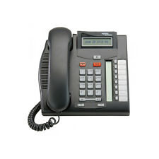 Nortel Norstar T7208 Telephone Charcoal (NT8B26) Refurbished