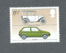 Great Britain-Austin Motor car mnh single