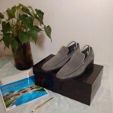 Chaussures/ Mocassins Christian Dior gris, 39.5- 40