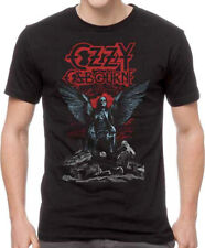 Ozzy Osbourne-Angel Wings-XXL Black  T-shirt