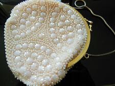 sac pochette bourse vintage? ornement Golden name hongkong