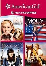 4 Kid Favorites: American Girl DVD, 2013