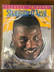 Beckett Tribute Shaquille O'Neal #4 Basketball Magazine 1994 NM