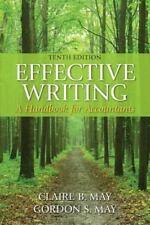 Effective Writing A Handbook For Accountants May 2014