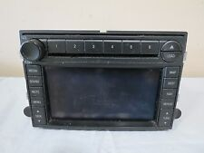 2007 Ford Freestyle AM FM CD Radio Navigation Unit Receiver OEM 7F9T-18K931-DD