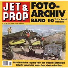 Jet&Prop FOTO-ARCHIV 10 Flugzeug-Fotos aus privaten Sammlungen / Birkholz - Mexp