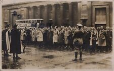 WW1 OCA Parade 18th London Regiment London Irish 1932 Loos Sunday