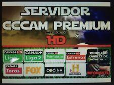 SERVIDOR CLINE CCCAM 1 CLINE PREMIUM 12 MESES Y CON GARANTIA!!SERVIDOR PROPIO