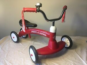radio flyer scoot-about Used In Excellent Condition