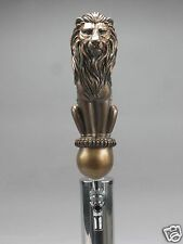 """""""LION-HEART""""  BEER BAR TAP HANDLE DIRECT FROM RON LEE"""
