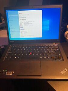 "Lenovo ThinkPad T440S 14"" (500GB, Intel Core i5 5. Gen, 1.6GHz, 4GB) Ultrabook"