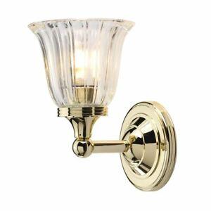 Elstead Lighting - Austen 1 Light Wall Light - Polished Brass