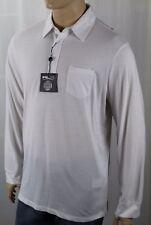 Ralph Lauren RLX Golf White Long Sleeve Pocket Shirt NWT